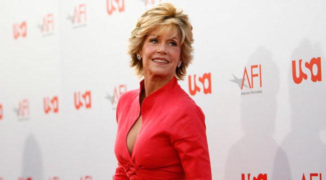 Jane Fonda a kanapén szeret szexelni