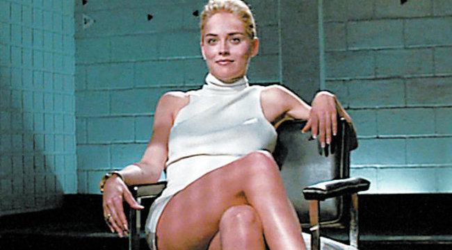 Megszabadult a bugyijától Sharon Stone