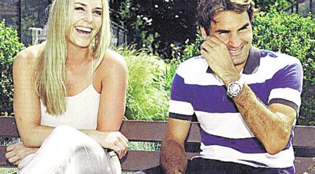 Federernek mégis összejött a randi