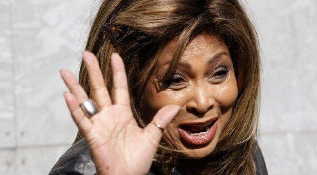 Tina Turner nem halt meg!