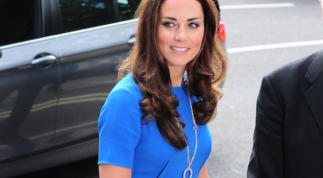 Kate Middleton 70 000 dolláros nyakláncot viselt