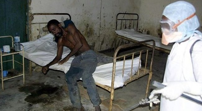 Ebolás lett, mert telefont lopott