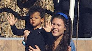 Tiszta apja Ronaldo Junior