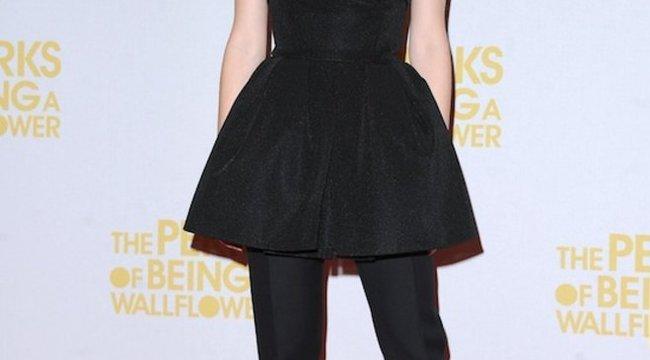 Emma Watson hatalmas divatbakit követett el