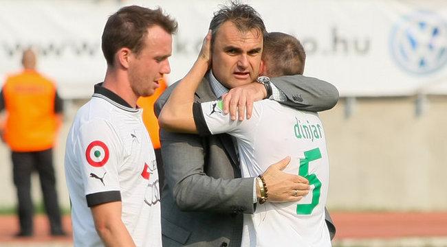 Klubrekordra tör a Győr
