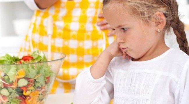 Fölösleges erőltetni az utált ételt