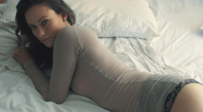 Olivia Wilde halott vagináján csámcsognak