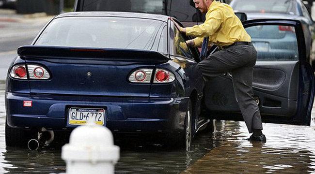 Letarolhatja New Yorkot a Sandy hurrikán