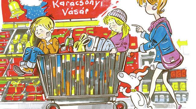 Megosztó a korai karácsony