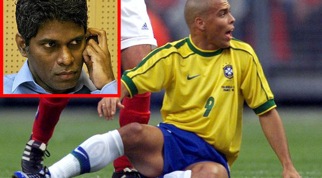 Ronaldo eladta a világbajnoki döntőt?