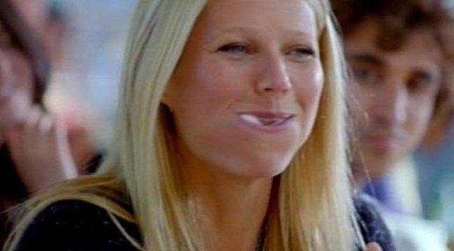 Bréking: Gwyneth Paltrow cukorral tömi magát - fotók