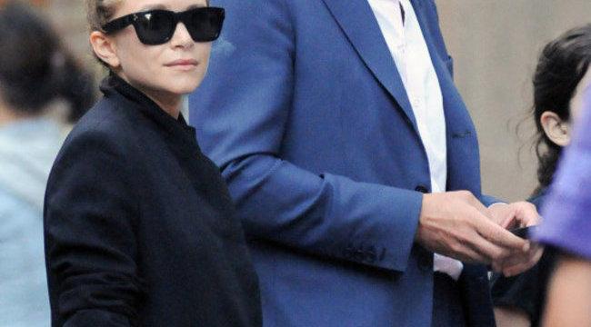 Elkelt az Olsen lány