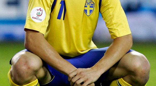 Játékvezetőt utasított csendre a svéd focista