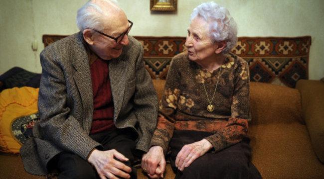 71 éve élnek együtt Jordán Tamás szülei