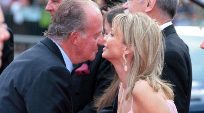 Szeretőt tart a spanyol király?