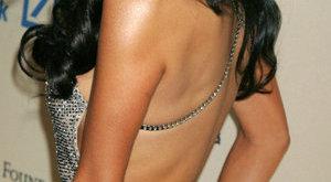 Nicole Scherzinger lába sokáig szőrös volt