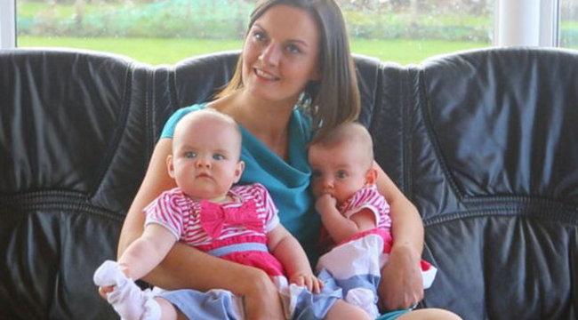 súlycsökkenés ikrek születése után