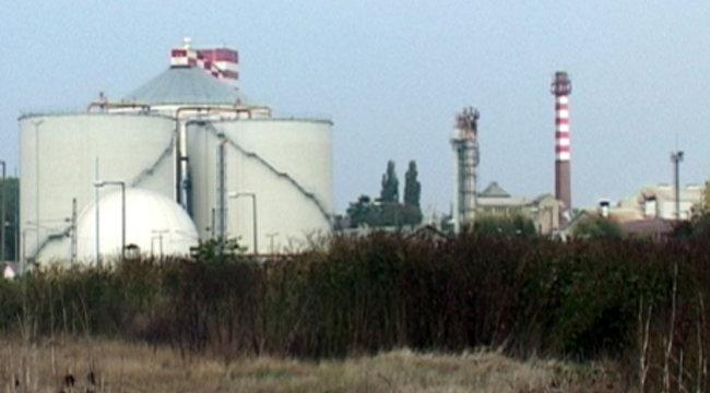 Aláaknázták a kaposvári cukorgyárat - menekítették az embereket