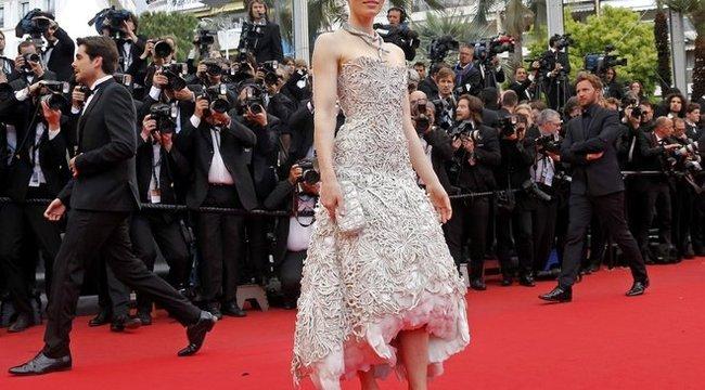 Óriási divatbakikat követtek el Cannes-ban - fotókkal