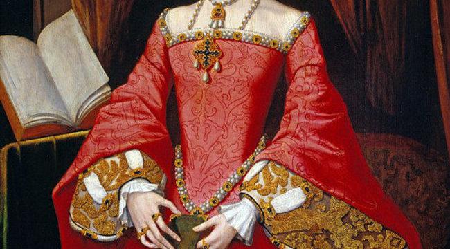 Döbbenet: Erzsébet királynő férfi volt?