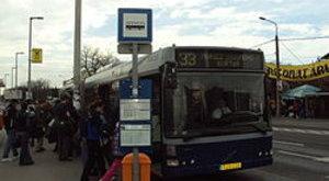 Kigyulladt egy busz a Tétényi úton