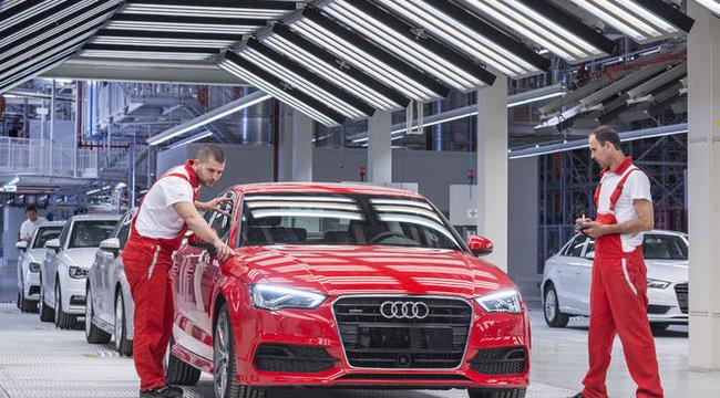 Borsos az ára az első magyar Audinak