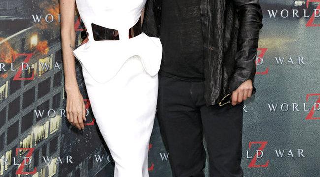 Jolie kitiltotta esküvőjéről Pitt legjobb barátait