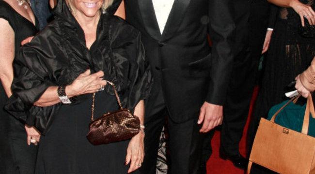 Az anyját viszi az Oscarra a szívtipró