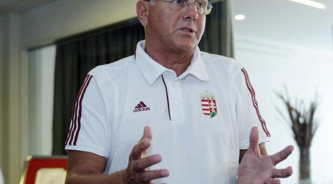 Sousa ülhet nyártól a magyar válogatott kispadjára
