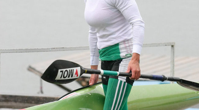 Kovács Kati: kajak helyett családalapítás?