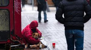 Hajléktalanokra hagyott 2 millió forintot a nyugdíjas