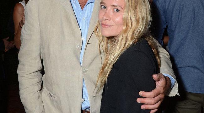 Megtalálta élete párját Mary-Kate Olsen