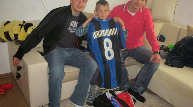 Hiába várt Ibrahimovicsra a rákos kisfiú