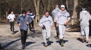 Erdei és Kokó is futott a Balboán