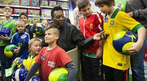 Pelé menekült Budaörsről