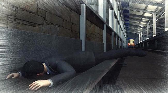 Arra sem ébredt fel, hogy levágta egy vonat a lábát