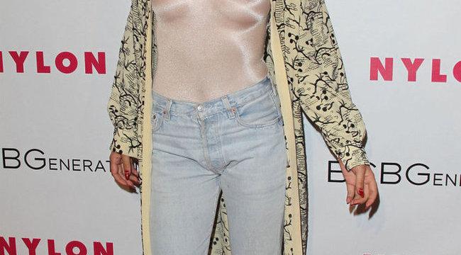 Döbbenetes bimbókat villantott Bruce Willis lánya - fotóval