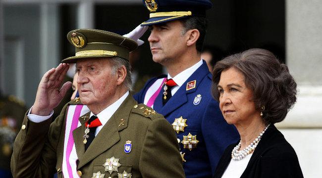 Korrupció, vadászat, szerető - ezek miatt mondott le a spanyol király