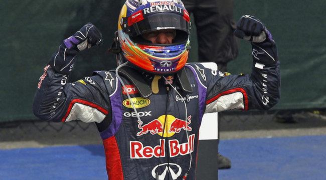 Ricciardónak van miért hajtania a Red Bullt