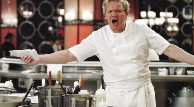 Ramsay nem lesz többé a konyha ördöge