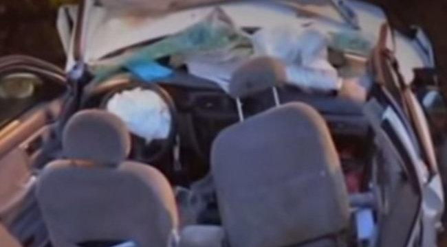 Sokkoló dolog történt a fiúval a baleset után
