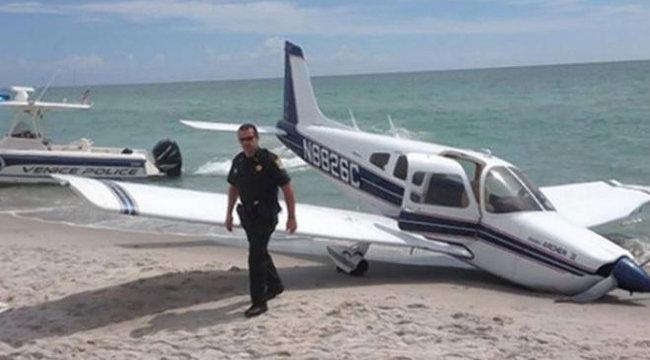 Horror: kislánya szeme láttára ölte meg a repülő