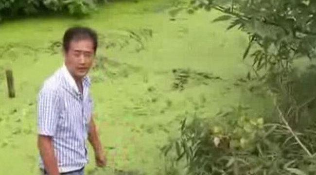 Döbbenetes dolgot talált a folyóban a kisfiú