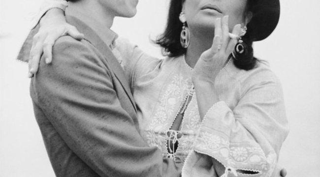 David Bowie Liz Taylor szeretője volt?