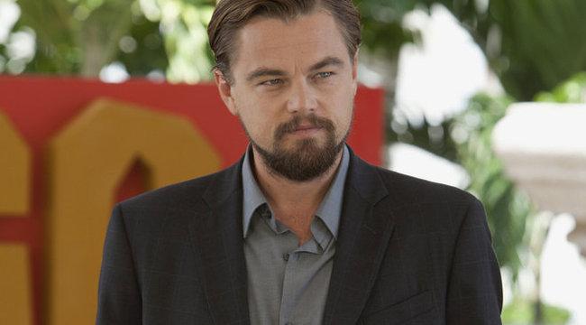 Most aztán megmentheti végre a világot DiCaprio