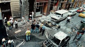 Aranykéz utcai robbantás: vádat emeltek