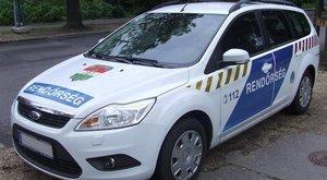 Lövöldözésig fajult egy budapesti autós üldözés