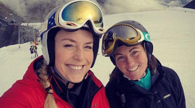 Jó hír: Lindsey Vonn visszatért