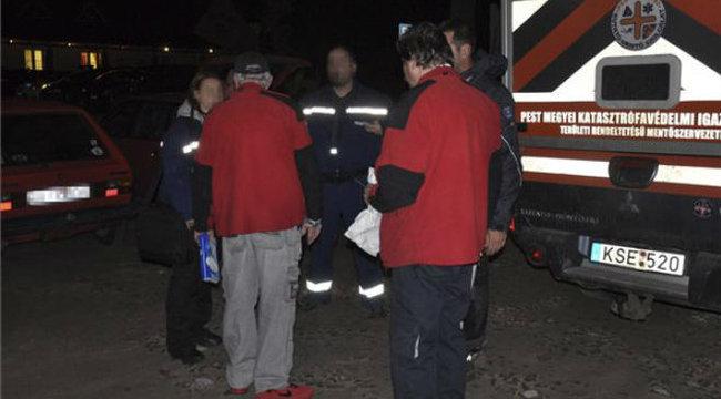 Holttestre bukkantak Pilisborosjenő határában