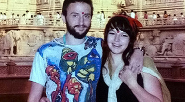 Tragédia: nászútjukon haltak meg a friss házasok